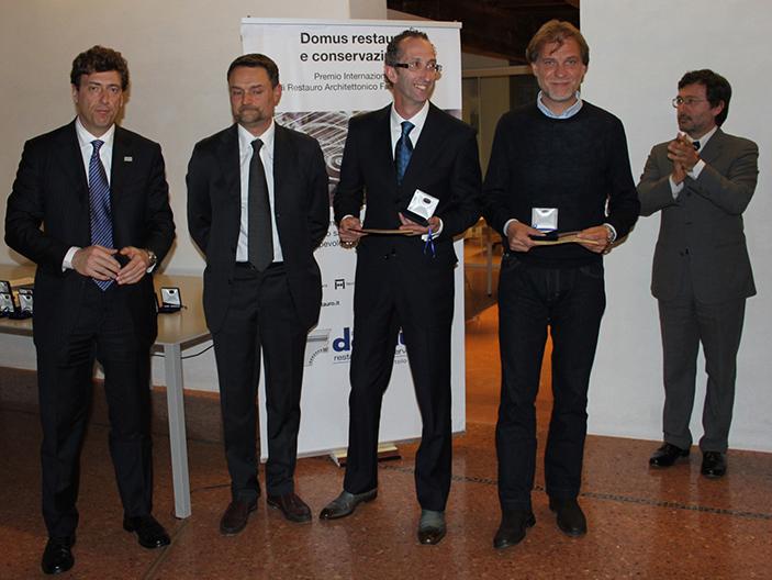 Premio_Domus_Restauro_e_conservazione_2011_Armellino_Poggio
