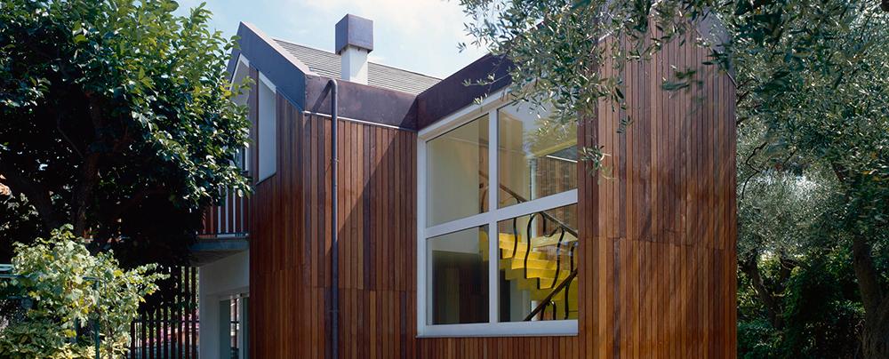 Casa fra gli ulivi - Albissola Marina (SV) - 2011
