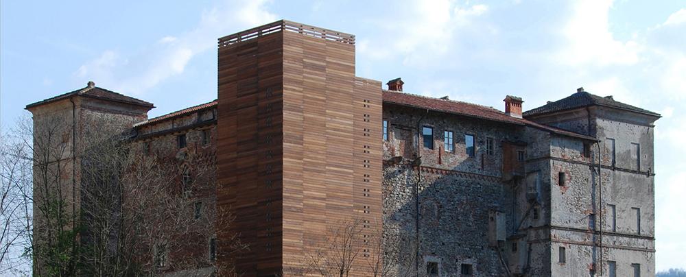 La quarta torre – Saliceto (CN) - 2008